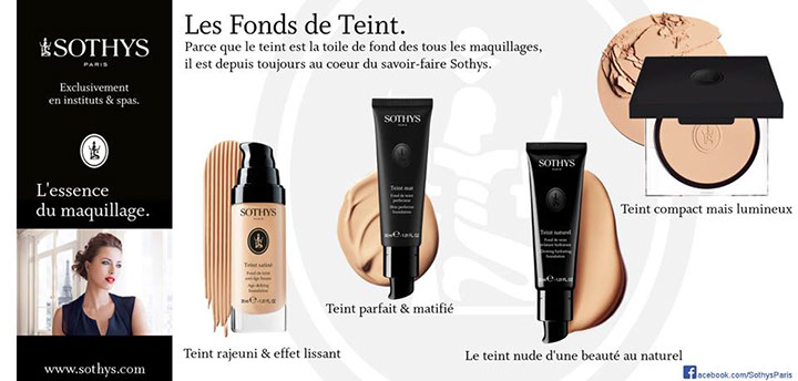 Photo de fonds de teint